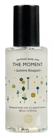 Holika Holika The Moment, mgiełka do ciała, jaśmin, 80ml