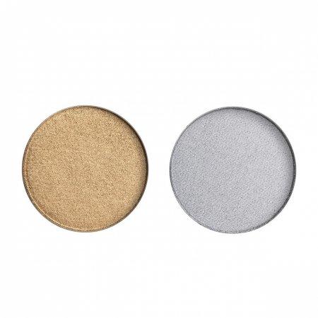 Melkior, metaliczny cień do powiek, wkład, 3.5g