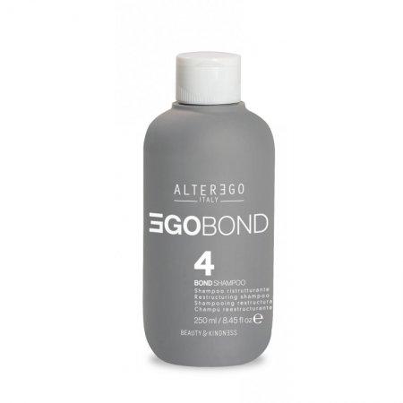 Alter Ego EgoBond, szampon odbudowujący, krok 4, 250ml