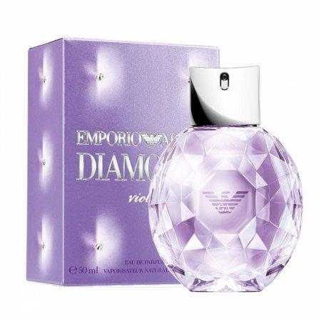 Giorgio Armani Emporio Diamonds Violet, woda toaletowa, 50ml, Tester (W)