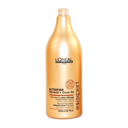 Loreal Nutrifier, odżywczy szampon do włosów, 1500ml