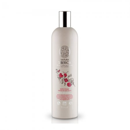 Natura Siberica, pianka do kąpieli Syberyjskie SPA, 550ml