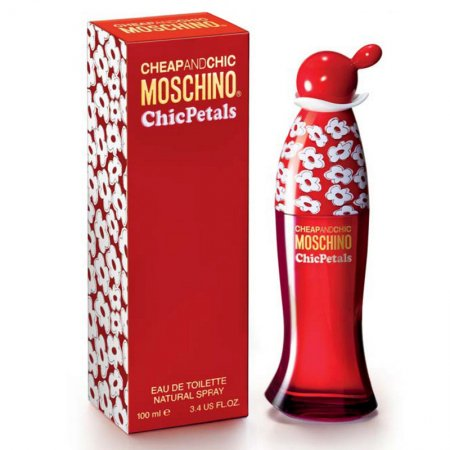 Moschino Cheap and Chic, Chic Petals, woda toaletowa, 100ml (W)