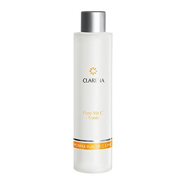 Clarena Power Pure Vit C Line, mleczko do demakijażu, 200ml