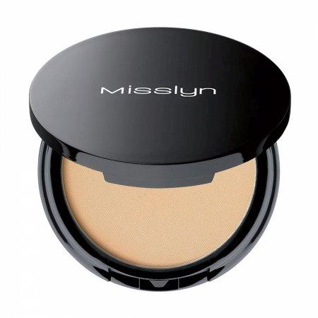 Misslyn Compact Powder, puder prasowany, 9g