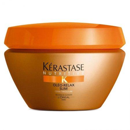 Kerastase Nutritive Oleo-Relax Slim, maska wygładzająca do włosów grubych, 200ml