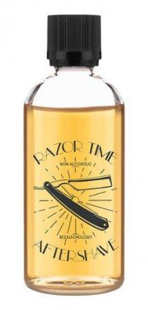 Cyrulicy Aftershave Razor Time, bezalkoholowy płyn po goleniu, 90ml