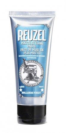 Reuzel, Matte Styling Paste, matowa pasta do stylizacji, 100ml
