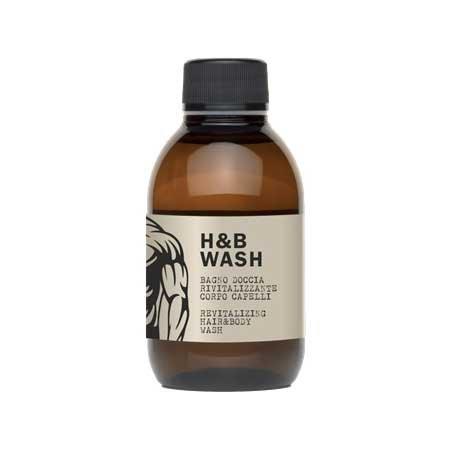 Dear Beard, H&B Wash, szampon 2w1 do włosów i ciała, 250ml