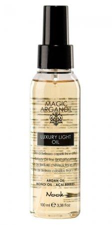 Nook Magic Arganoil, lekki olejek odżywczy, 100ml