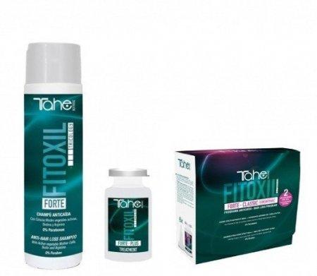Tahe Botanic Tricology Fitoxil Forte Classic, zestaw przeciw wypadaniu włosów