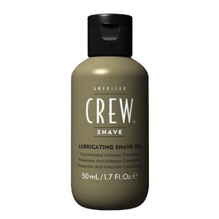 American Crew, Shave, nawilżający olejek przed goleniem, 50ml