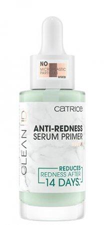 Catrice Clean ID, baza do makijażu przeciw zaczerwienieniom, 30ml