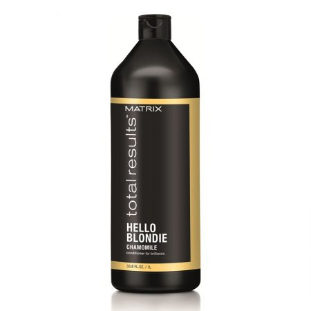 Matrix Hello Blondie, odżywka do włosów blond, 1000ml