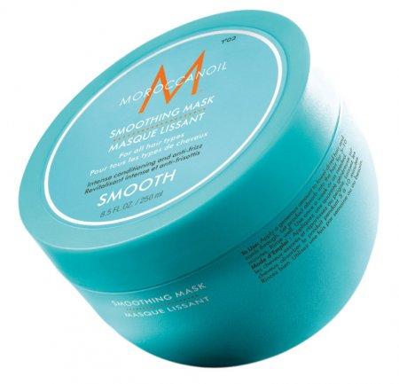 Moroccanoil Smooth, wygładzająca maska do włosów, 250ml