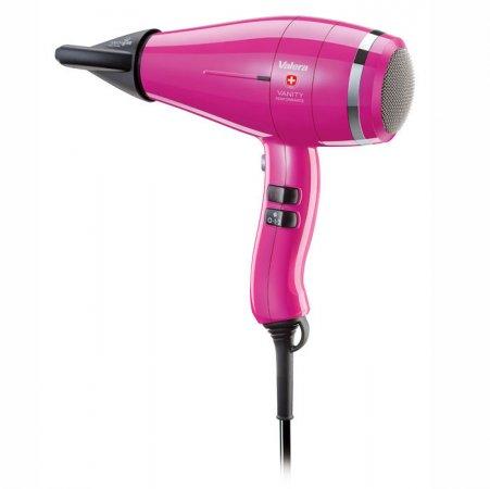 Suszarka do włosów Valera Comfort Hot Pink, 2000W - ze zwrotu, uszkodzone opakowanie