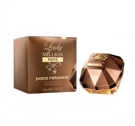 Paco Rabanne Lady Million Prive, woda perfumowana, 30ml (W)