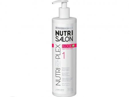 NutriSalon NutriPlex, Block, serum ochronne, 500ml