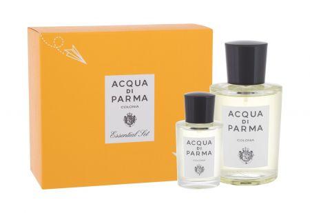 Acqua di Parma Colonia, zestaw: Edc 100 ml + Edc 20 ml (U)