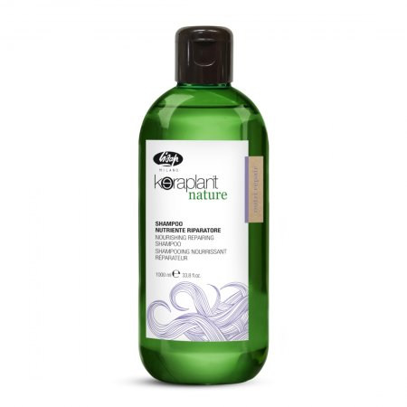 Lisap Keraplant Nature, Odżywienie i Regeneracja, szampon, 1000ml