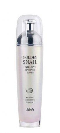 Skin79 Golden Snail, intensywnie wybielający toner, 130ml