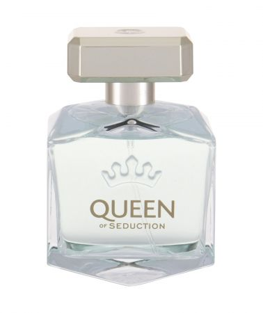 Antonio Banderas Queen of Seduction, woda toaletowa, 80ml (W)
