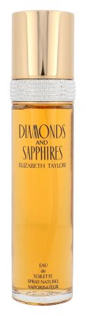 Elizabeth Taylor Diamonds and Saphires, woda toaletowa, 100ml (W)