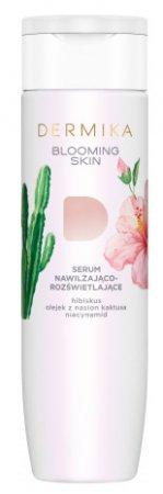 Dermika Blooming Skin, serum nawilżająco-rozświetlające, 200ml