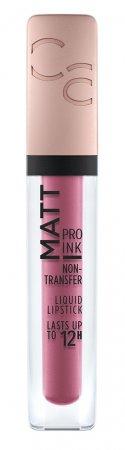 Catrice Matt Pro Ink Non-Transfer, pomadka w płynie, 060 I Choose Passion