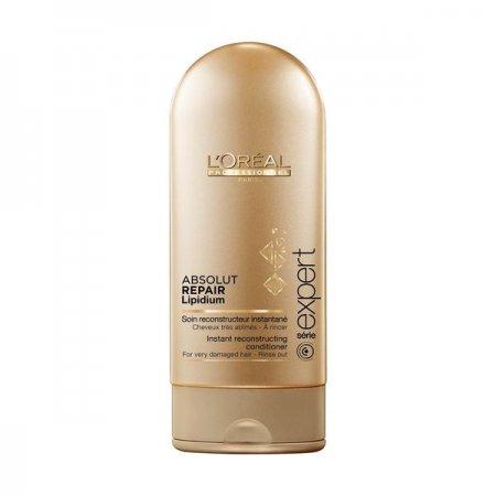 Loreal Absolut Repair Lipidium, odżywka regenerująca włosy uwrażliwione, 150ml