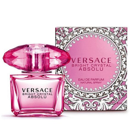 Versace Bright Crystal Absolu, woda perfumowana, 50ml (W)