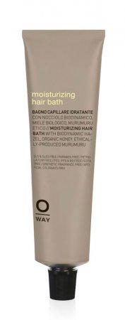 OWay Moistruzing, nawilżająca kąpiel do włosów, 50ml