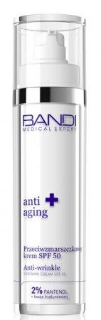 Bandi Medical Expert Anti Aging, krem przeciwzmarszczkowy SPF50, 50ml