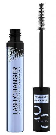 Catrice Lash Changer Volume Mascara, tusz do rzęs pogrubiający i wodoodporny, Ultra Black, 11ml