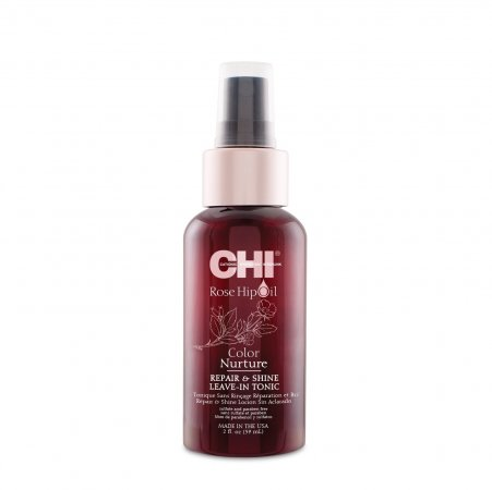 CHI Rose Hip Oil, tonik witaminowy, 59ml