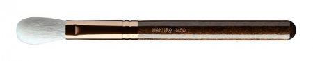 Hakuro J450, pędzel do rozświetlacza, ciemnobrązowy