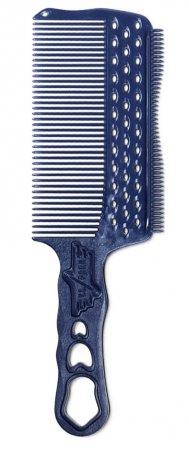 Y.S. Park, grzebień do strzyżenia męskich włosów, model s282RT, niebieski