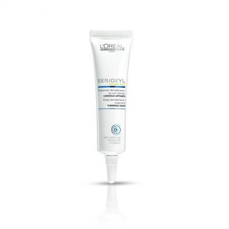 Loreal Serioxyl, kuracja oczyszczająca skórę głowy w ampułkach, 15x15ml