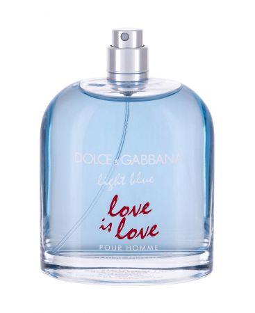 Dolce&Gabbana Light Blue Love Is Love, woda toaletowa, 125ml, Tester (M)