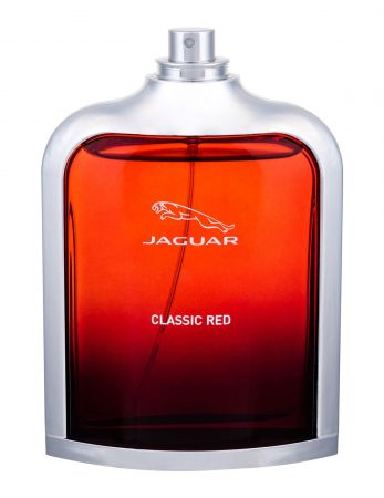 Jaguar Classic Red, woda toaletowa, 100ml, Tester (M)