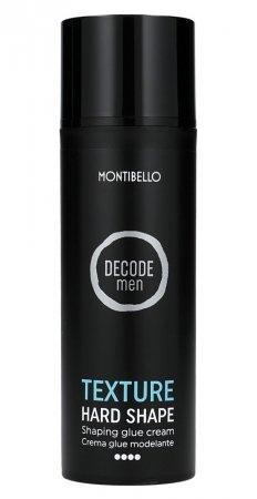 Montibello Decode Men, bardzo mocny krem modelujący Hard Shape, 150ml