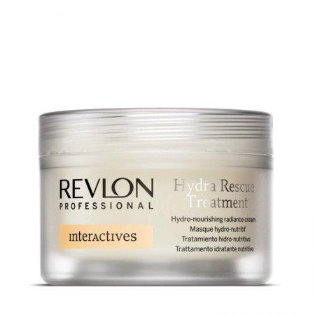 Revlon Interactives Hydra Rescue, maska odżywczo-nawilżająca, 200ml