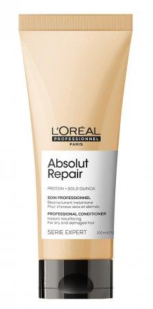 Loreal Absolut Repair, odżywka regenerująca włosy uwrażliwione, 200ml