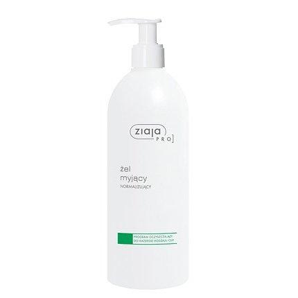 Ziaja Pro, żel myjący normalizujący, program oczyszczający do każdej cery, 500ml