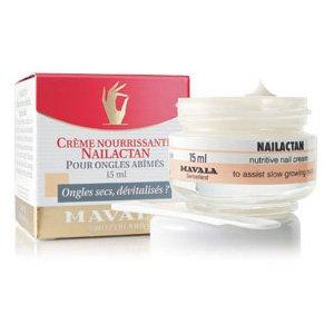 Mavala Nailactan, odżywczy krem do paznokci, 15 ml