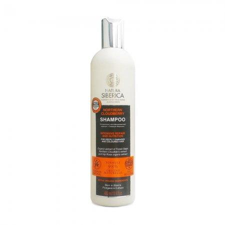 Natura Siberica, szampon Intensywna Odbudowa i Odżywienie, 400ml