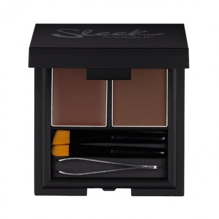 Sleek Makeup, zestaw do stylizacji brwi, dark