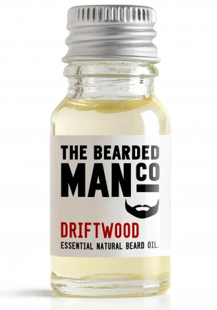 Bearded Man Driftwood, olejek do brody Drewno, 2ml