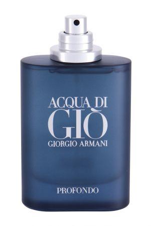 Giorgio Armani Acqua di Gio Profondo, woda perfumowana, 75ml, Tester (M)