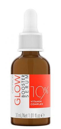 Catrice Glow Booster, witaminowe serum rozświetlające, 30ml